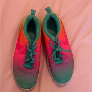 Nike Multicolored Shoes